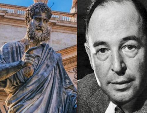 Apostles to the Skeptic: C. S. Lewis and the Catholic Church