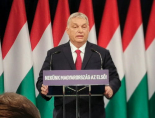 Hungary Resists the Globalist Marxist Alliance