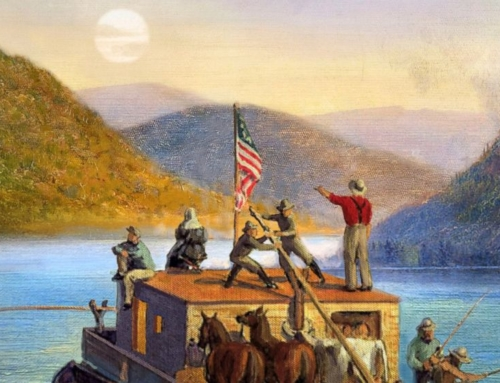 """The Pioneers"": Heroic Settlers & American Ideal"