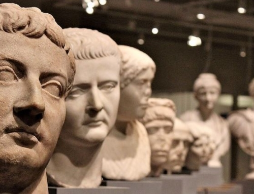 Roman Death Masks and the Role of Memory