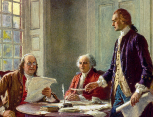 July 4, 1776: Congress Adopts the Declaration of Independence