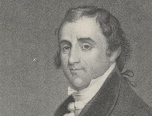Died on the 4th of July: Fisher Ames, Founding Father