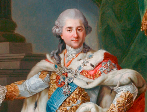 Edmund Burke and the Last Polish King
