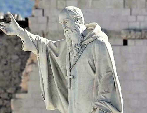 On Saint Benedict