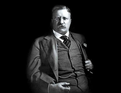 """The Hour of Fate"": Theodore Roosevelt & American Capitalism"