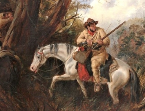 "The ""Leatherstocking Tales"" and the American Frontier"