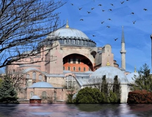 Hagia Sophia: Once a Church, Always a Church