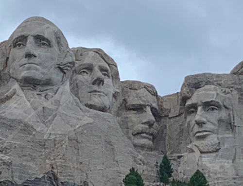 The Innocent Patriotism of Mount Rushmore
