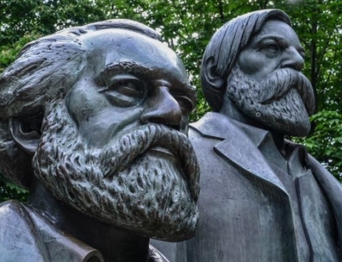 The Specter Haunting Marxism