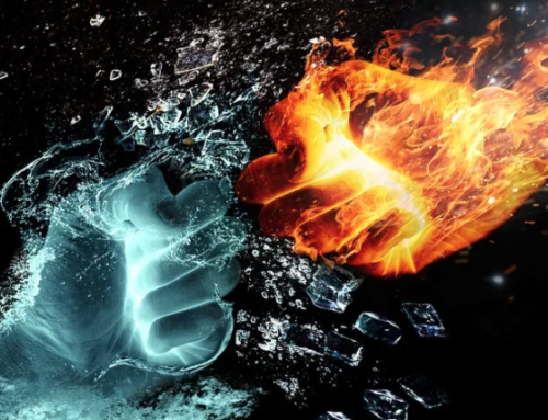 """""""Fire and Ice"""""""