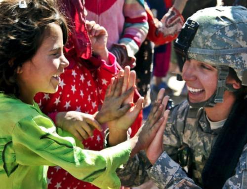 Teach for America's Warriors