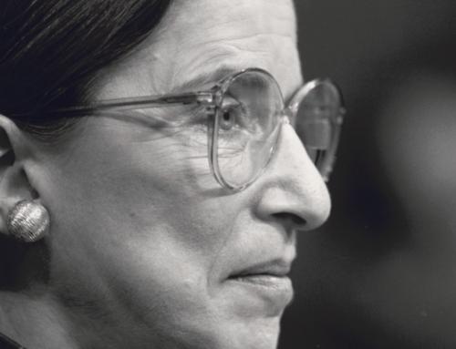 Canonizing Ruth Bader Ginsburg