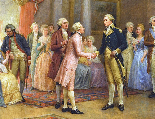 America Must Return to the Noble Traditions of Her Founders