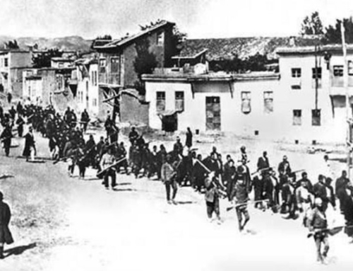A Second Armenian Genocide