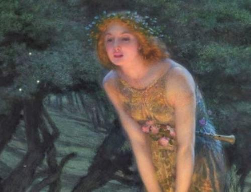 "Tolkien's ""On Fairy Stories"": The Setting"