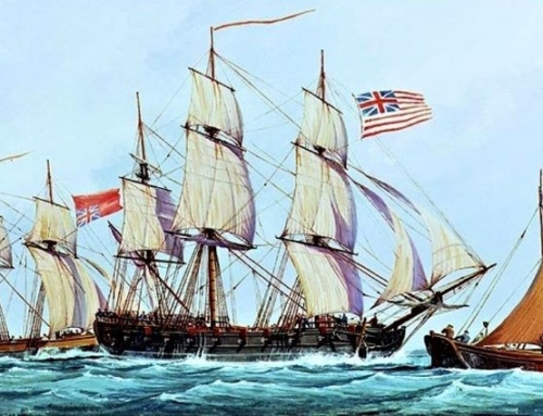The Birth of the United States Navy