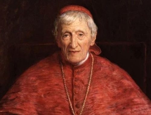 In Praise of Newman on the Anniversary of His Canonization
