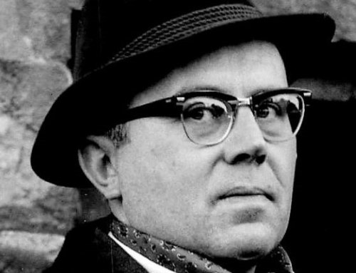 October for Russell Kirk