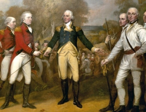British Surrender at Saratoga: Turning Point of the American Revolutionary War