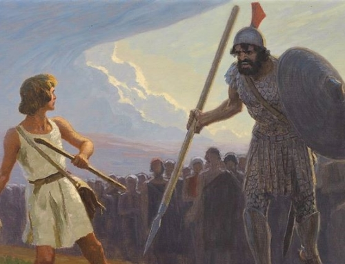 Globalitarianism: Goliath vs. the People