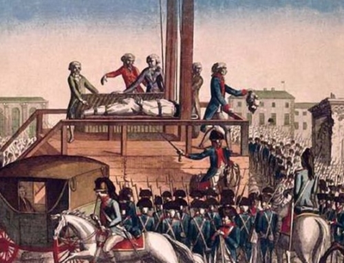 Burke on the Inhumanity of the French Revolution