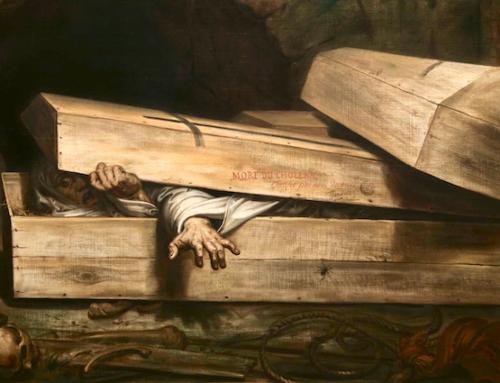 """The Premature Burial"""