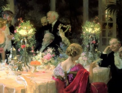 "T.S. Eliot's ""The Cocktail Party"": The Language & Doctrine of Atonement"