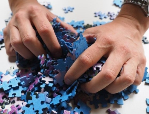 What I Learned From Solving a 750-Piece Puzzle