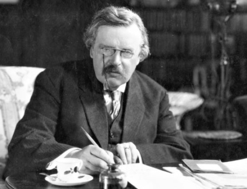 Chesterton and the Meaning of Education