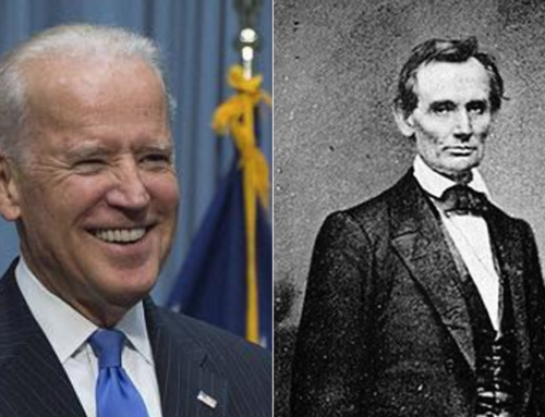 With Charity For All: What Joe Biden Should Learn From Abe Lincoln