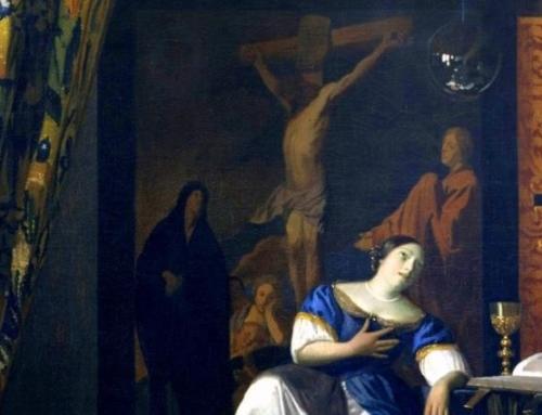 A Deeper Lent