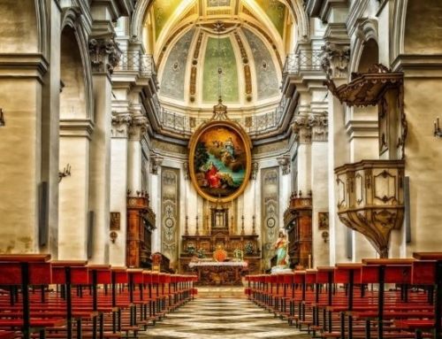 Where We Find God: The Significance of Church Architecture