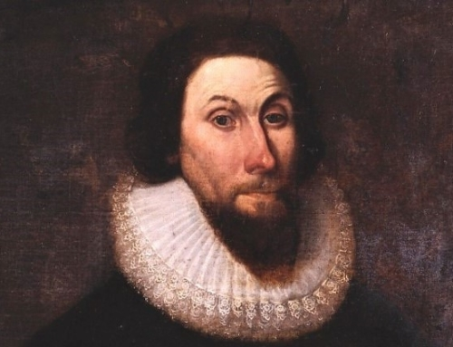 John Winthrop as Imaginative Conservative