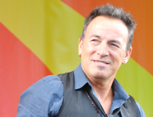 "Bruce Springsteen and ""Finding the Middle"" in American Politics"