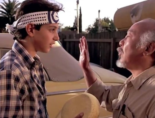 """The Karate Kid"" & the Merits of Authority-Based Discipleship"