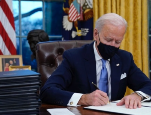 Joe Biden's Bid to Remake America