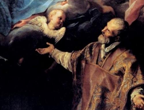 Desert Father in the City of Rome: Saint Philip Neri